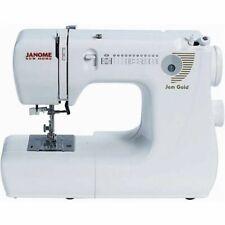 Janome Jem Gold 660 Sewing Machine with Bonus Value Kit New