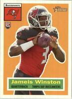 2015 Topps Heritage Football Card #3 Jameis Winston