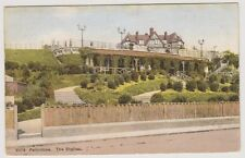 Suffolk postcard - Felixstowe, The Shelter