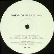 KIM WILDE - breakin away - mca