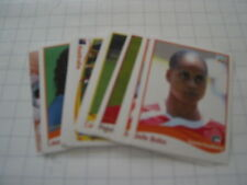 5 Panini Sticker Fußball WM der Frauen 2011