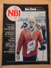 NBI 10 - 1986 5* Ernst Vettori EAB 9.Rennsteig-Massenlauf Benin Kaukasus Mehring