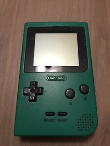Nintendo Game Boy Pocket Green Handheld System
