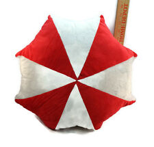 Resident Evil Umbrella Corporation Throw Pillow Soft Plush Decor US SELLER NEW
