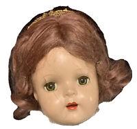 "Princess Elizabeth Royal Madame Alexander Vintage '37 Composition compo Doll 15"""