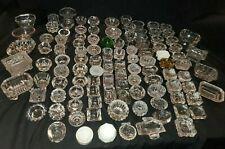 Lot of 108 Antique Glass Open Salts (g6)