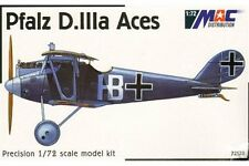 MAC DISTRIBUTION 72128 1/72 Pfalz D.IIIa Aces