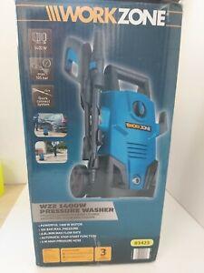 New in Box Work Zone 1400w Pressure Washer R2