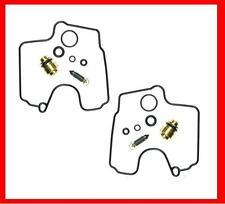 KR 2 x Carburetor Carb Rebuild Repair Kit SUZUKI SV 650 / SV 650 S 99-02 ... NEW