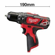 Milwaukee M12BPD-0 12v Combi Drill 12 Volt Cordless Hammer Drill Body Only
