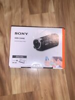 New Sony HDR-CX440/B Full HD Camcorder In Hand Ships Today! Free Shipping