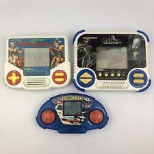 1990's Vintage Capcom Street Fighter 2/Casper/Stock Car Racing Tiger Electronics