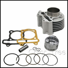 For GY6 150 CC Scooter,TAOTAO,ATV Kit Cylinder 57mm Big Bore