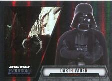 Star Wars Evolution 2016 Base Card #8 Darth Vader - Star Pilot