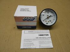 "1 Nib Ametek Usg 163285 General Purpose Guages 2-1/2"" P505 160Psi 1/4 Npt"