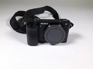 Sony Alpha a6000 | Shutter Count 4044 | Great Condition!