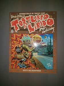 Views From A Tortured Libido Robert Williams Softcover 1993 Last Gasp *FREE SHIP