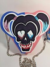 Suicide Squad Harley Quinn Character Icon Cross Body Hand Bag Official DC Comic