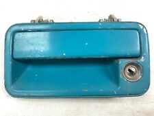 83-87 Prelude 2Dr COUPE Left Door Exterior Outside Pull Handle Rep. Blue OEM