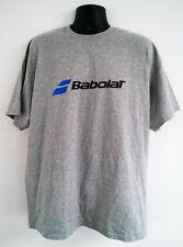 Babolat Tennis T-Shirt Cotton/Polyester SPORT GREY XX-LARGE