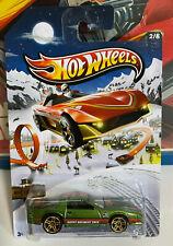 Hot Wheels 1985 CHEVROLET Camaro IROC-Z Happy Holidays 2013 MOC