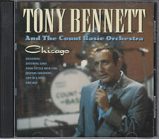 Tony Bennett and the Count Basie Orchestra - Chicago