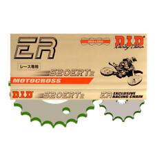 Hizo Kit de Cadena Yamaha 125ccm Wr Acero Año Fab. 98-99 Transmisión 13-48 16193