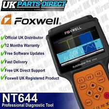 Foxwell NT644 PRO FULL System - ALL Makes Diagnostic Scan Tool - 2019 MODEL