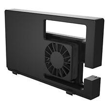 Nintendo Switch Dock Docking Cooling Fan Switch Black CC-NSDCF-BK