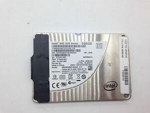 Intel SSD 320 Serie SSDSA2BW160G3L 160GB SATA II 3Gb/S Gut Gesundheit, Getestet