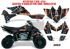 Amr racing décor Graphic Kit ATV suzuki ltr 450 Lt-r world était 2/ww2 B