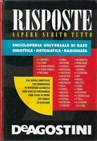 Risposte - Sapere tutto subito - Enciclopedia universale di base