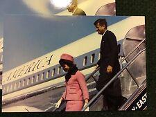 John F. and Jackie Kennedy Love Field, Dallas 2 photo POSTCARDS 22 November 1963