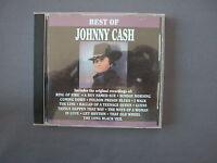 CD BEST OF JOHNNY CASH