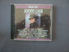 CD BEST OF JOHNNY CASH