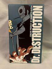 Muttpop Dr Destruction Lucha Libre Wild Edition Vinyl Figure