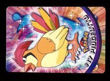 POKEMON English TOPPS CARD ROUNDED CORNERS #17 PIDGEOTTO