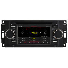 """5"""" Android 10 Car DVD GPS Radio Stereo Wifi for Chrysler 300C Dodge Jeep Compass"""
