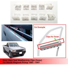 Rear Only Precut Window Tint For Mazda B2000 B2200 B2600 1988-1993