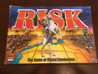 """Vintage """"Risk"""" Board Game by Parker Brothers - 1998 Edition"""