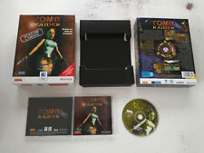 Tomb raider 1 version longue Apple macintosh FR big box