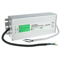 DC 12V 6.7A 80W Waterproof Electronic LED Driver Transformer Power Supply Mains