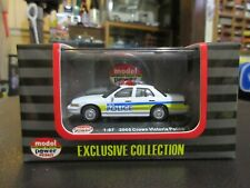 1:87 HO Model Power MTA Police Car Ford Crown Victoria P71 NYPD