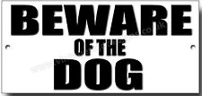 BEWARE OF THE DOG METAL SIGN,DOG BREEDS,SECURITY,WARNING SIGN