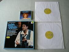 OFFENBACH The Tales Of Hoffmann Domingo Gruberova Ozawa vinyl 2LP box set