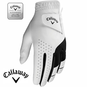 CALLAWAY WEATHER SPANN ALL WEATHER GLOVE mens left-hand 1,2 or 3 Pack