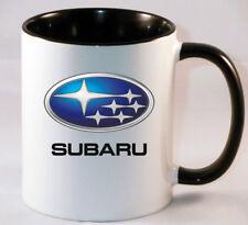SUBARU  CAR LOGO MUG COFFEE TEA CUP GIFT PRESENT