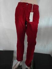 Cambio Damenhosen mit mittlerer Bundhöhe aus Baumwollmischung
