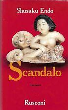Shusaku Endo Scandalo.