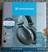 Sennheiser HD 380 Pro Circumaural Professional Monitoring Headphones - NEW